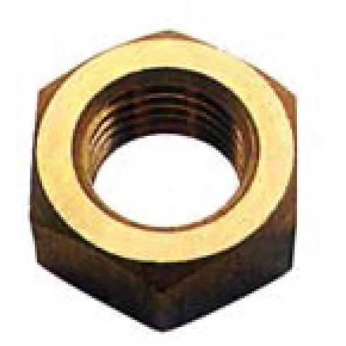 Brass Hex Nuts M3 - M12