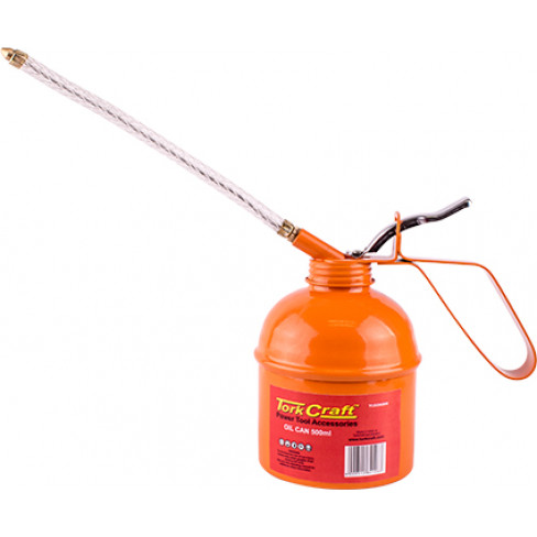 OIL CAN 500ML WITH 175MM SPOUT